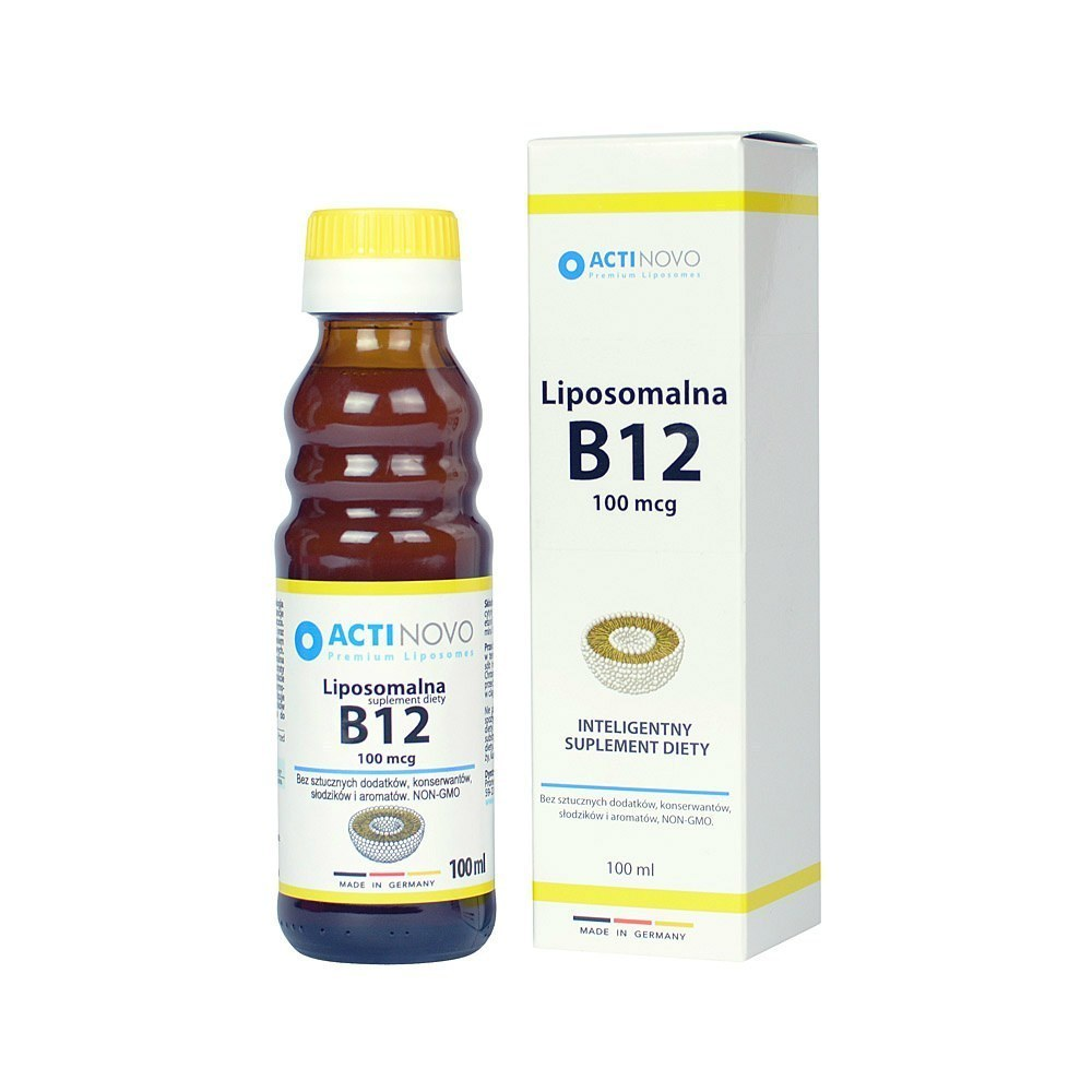 Witamina liposomalna B12