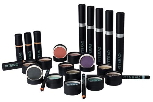 Ekologiczne kosmetyki do makijażu Piteraq