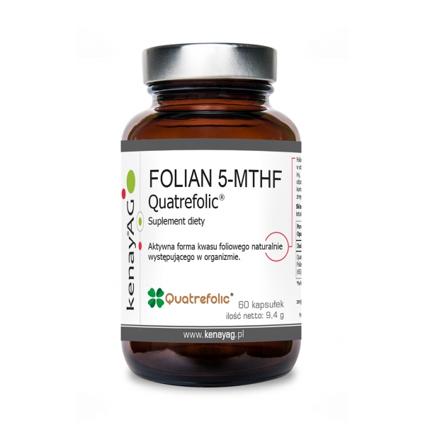Folian 5-MTHF Quartefolic
