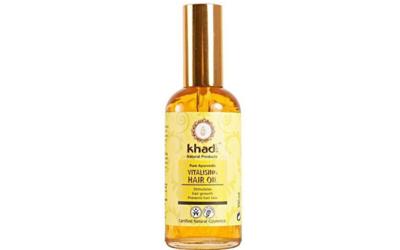 Olejek stymulujący wzrost włosow Khadi