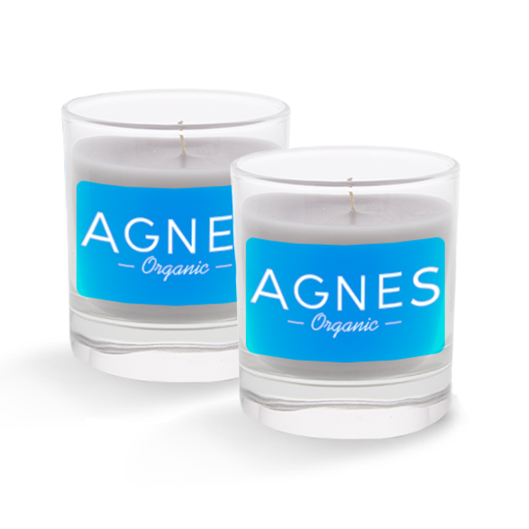 Świece Agnes Organic