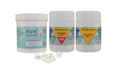 Probiominerały PBM