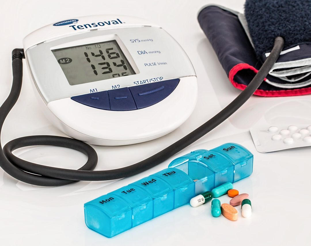 Nowy lek na nadciśnienie ze spiruliny
