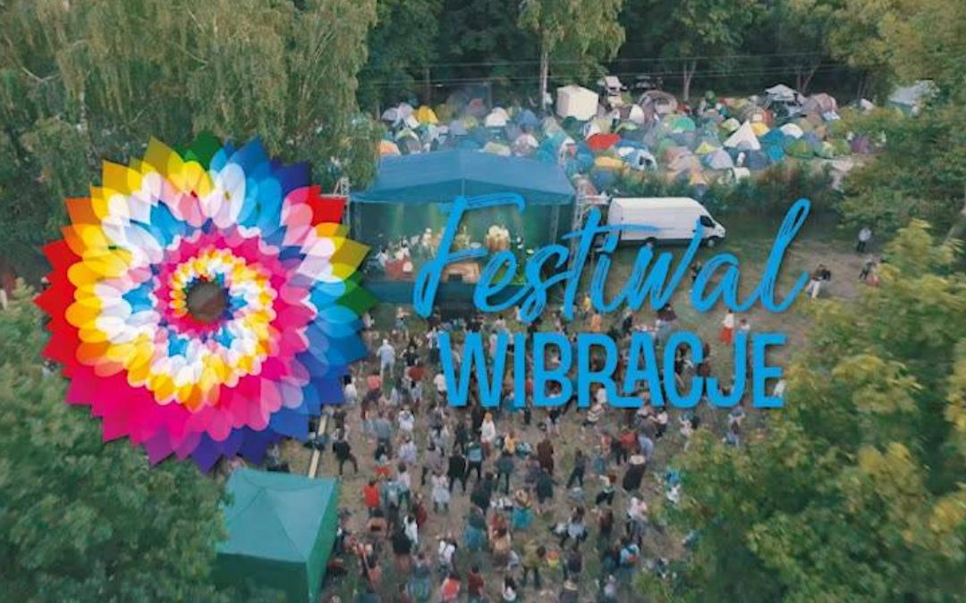 Festiwal Wibracje 13-16 czerwca w Białobrzegach k. Warszawy