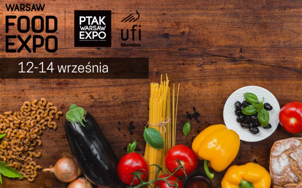 Warsaw Food Expo 12-14 września