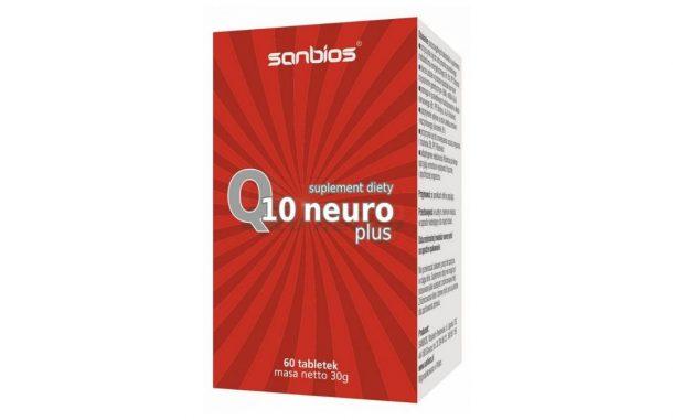 NOWOŚC OD SANBIOS – Q10 NEURO PLUS