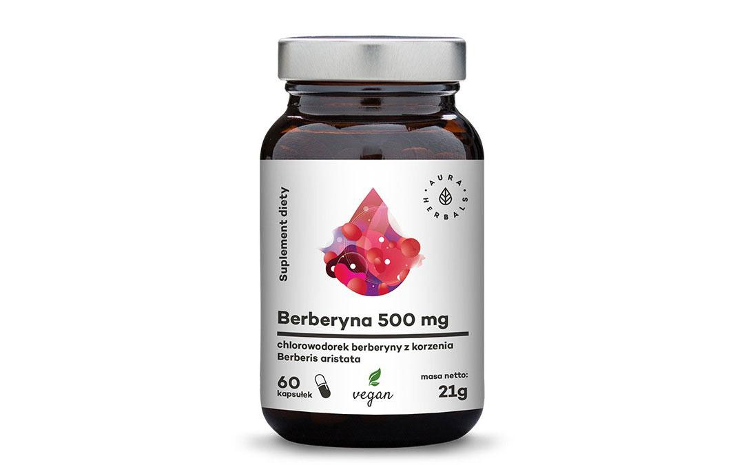 Berberyna Aura Herbals