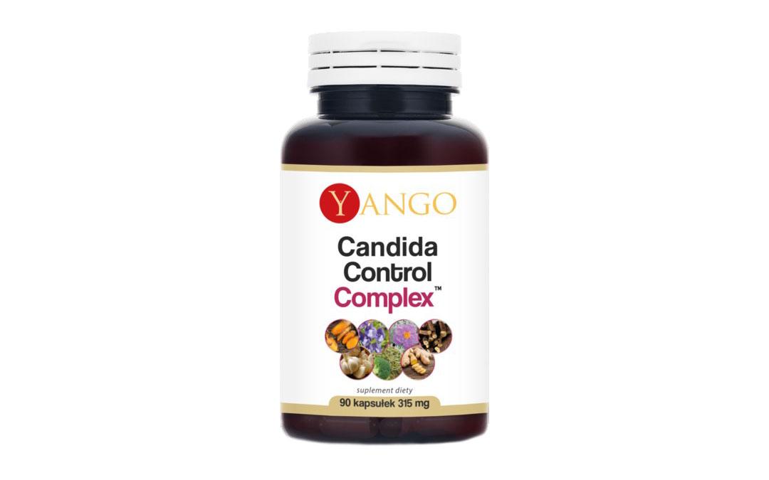 CANDIDA CONTROL COMPLEX