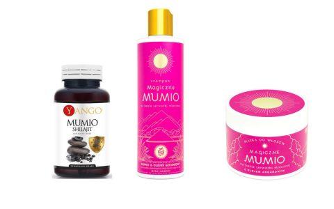 Mumio -naturalne wsparcie dla zdrowia