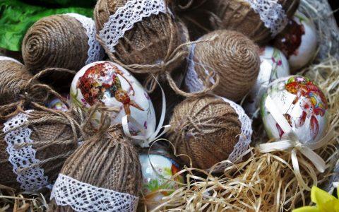Bazie i pisanki, czyli słowiańska Wielkanoc
