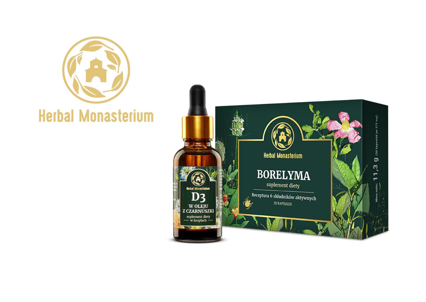 Laur Konsumenta dla Herbal Monasterium